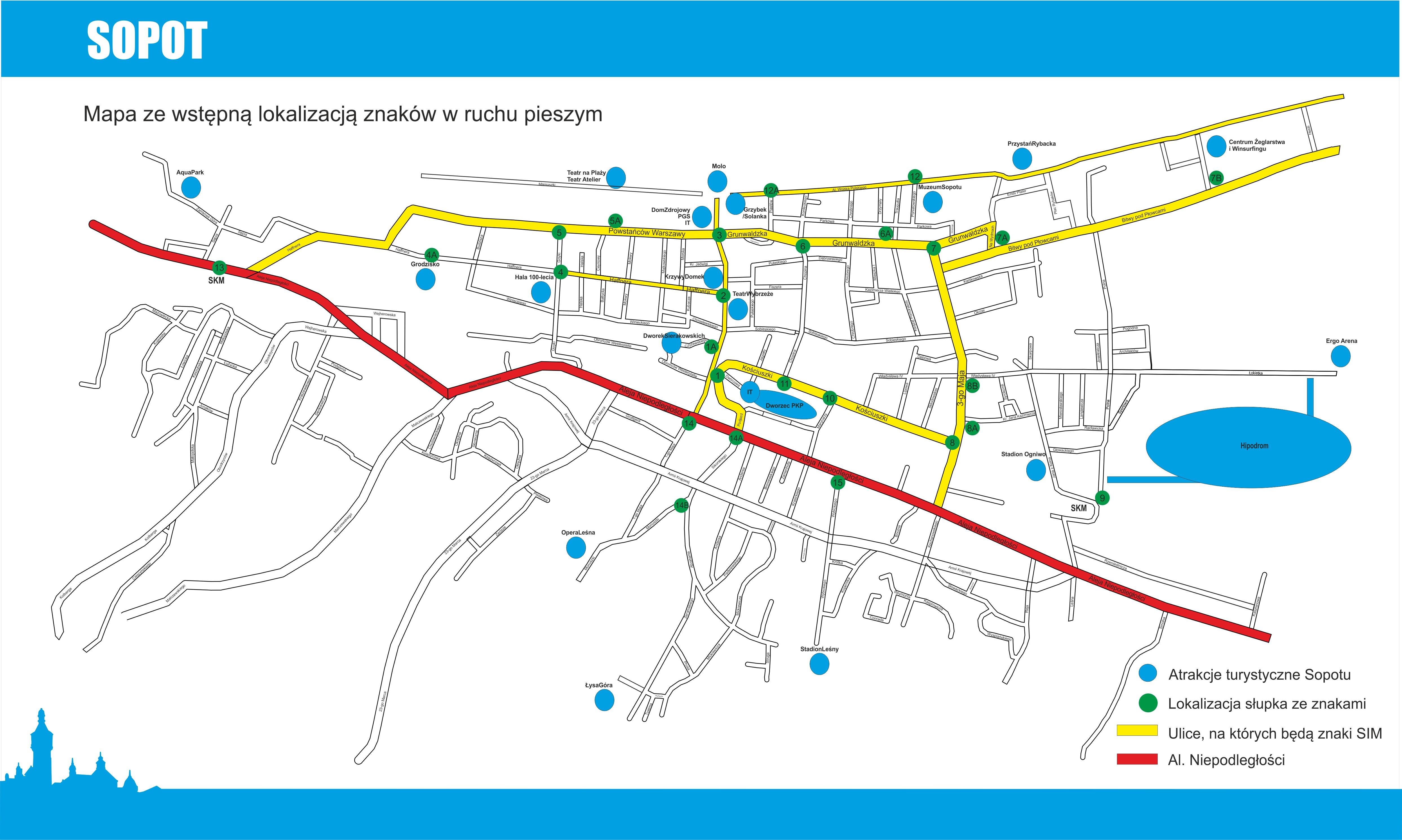 System Identyfikacji Miejskiej